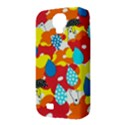 Bear Umbrella Samsung Galaxy S4 Classic Hardshell Case (PC+Silicone) View3