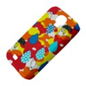 Bear Umbrella Samsung Galaxy S4 Classic Hardshell Case (PC+Silicone) View4