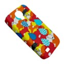 Bear Umbrella Samsung Galaxy S4 Classic Hardshell Case (PC+Silicone) View5