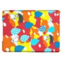 Bear Umbrella iPad Air Hardshell Cases View1