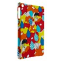 Bear Umbrella iPad Air Hardshell Cases View2