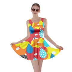 Bear Umbrella Skater Dress