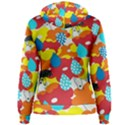 Bear Umbrella Women s Pullover Hoodie View2