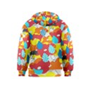 Bear Umbrella Kids  Zipper Hoodie View2