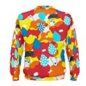 Bear Umbrella Men s Sweatshirt View2