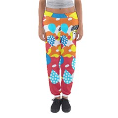 Bear Umbrella Women s Jogger Sweatpants