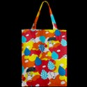 Bear Umbrella Zipper Classic Tote Bag View2