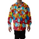 Bear Umbrella Hooded Wind Breaker (Kids) View1