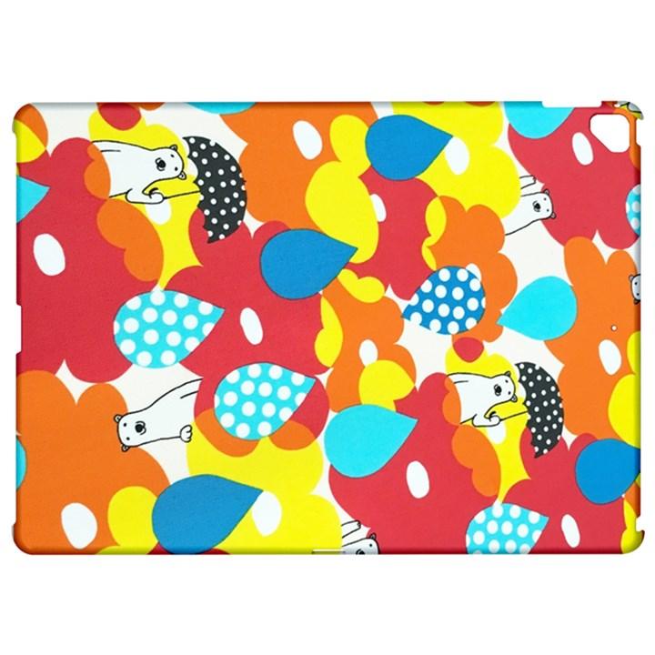Bear Umbrella Apple iPad Pro 12.9   Hardshell Case