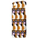 Cute Cat Hand Orange Apple iPhone 5 Hardshell Case View3
