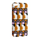 Cute Cat Hand Orange Apple iPod Touch 5 Hardshell Case View2