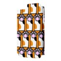 Cute Cat Hand Orange Apple iPhone 5 Hardshell Case (PC+Silicone) View3
