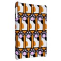 Cute Cat Hand Orange Apple iPad Mini Hardshell Case View2