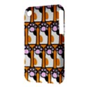 Cute Cat Hand Orange iPhone 3S/3GS View3