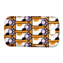 Cute Cat Hand Orange Samsung Galaxy S III Classic Hardshell Case (PC+Silicone) View1
