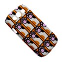 Cute Cat Hand Orange Samsung Galaxy S III Classic Hardshell Case (PC+Silicone) View5