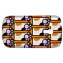 Cute Cat Hand Orange Galaxy S3 Mini View1