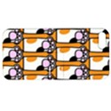 Cute Cat Hand Orange Apple iPhone 5 Hardshell Case with Stand View1