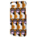 Cute Cat Hand Orange Apple iPhone 5 Hardshell Case with Stand View3