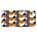 Cute Cat Hand Orange Apple iPhone 5 Premium Hardshell Case View1