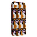 Cute Cat Hand Orange Apple iPhone 5 Premium Hardshell Case View2