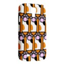 Cute Cat Hand Orange Samsung Galaxy S4 I9500/I9505 Hardshell Case View2