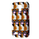 Cute Cat Hand Orange Galaxy S4 Mini View3