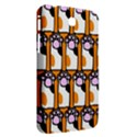 Cute Cat Hand Orange Samsung Galaxy Tab 3 (7 ) P3200 Hardshell Case  View2