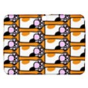 Cute Cat Hand Orange Samsung Galaxy Tab 3 (10.1 ) P5200 Hardshell Case  View1