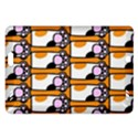 Cute Cat Hand Orange Amazon Kindle Fire HD (2013) Hardshell Case View1
