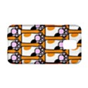 Cute Cat Hand Orange Samsung Galaxy S5 Hardshell Case  View1