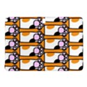 Cute Cat Hand Orange Samsung Galaxy Tab Pro 10.1 Hardshell Case View1