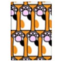 Cute Cat Hand Orange iPad Mini 2 Flip Cases View1
