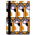 Cute Cat Hand Orange iPad Mini 2 Flip Cases View4