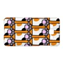 Cute Cat Hand Orange Samsung Galaxy A5 Hardshell Case  View1