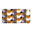 Cute Cat Hand Orange Apple iPhone 7 Hardshell Case View1