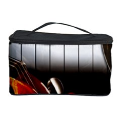 Classical Music Instruments Cosmetic Storage Case