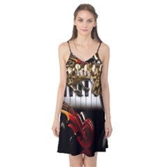 Classical Music Instruments Camis Nightgown
