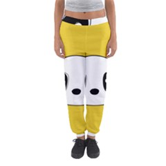 Face Panda Cute Women s Jogger Sweatpants