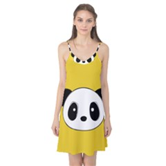 Face Panda Cute Camis Nightgown