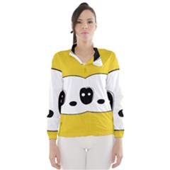 Face Panda Cute Wind Breaker (Women)