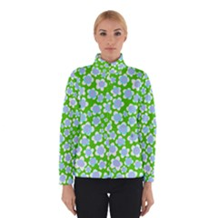 Flower Green Copy Winterwear