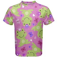 Frog Princes Men s Cotton Tee