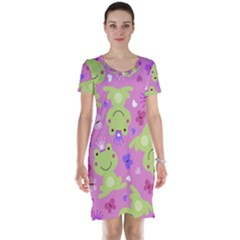 Frog Princes Short Sleeve Nightdress