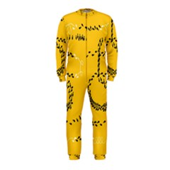 Yellow Soles Of The Feet OnePiece Jumpsuit (Kids)