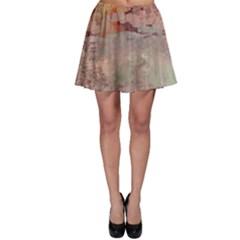 Sunrise Skater Skirt