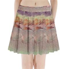 Sunrise Pleated Mini Skirt