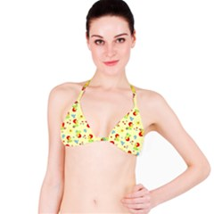 Lion Animals Sun Bikini Top