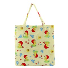 Lion Animals Sun Grocery Tote Bag