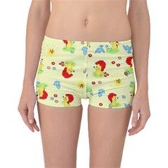 Lion Animals Sun Boyleg Bikini Bottoms